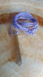 Handmade Smoky Quartz pendant