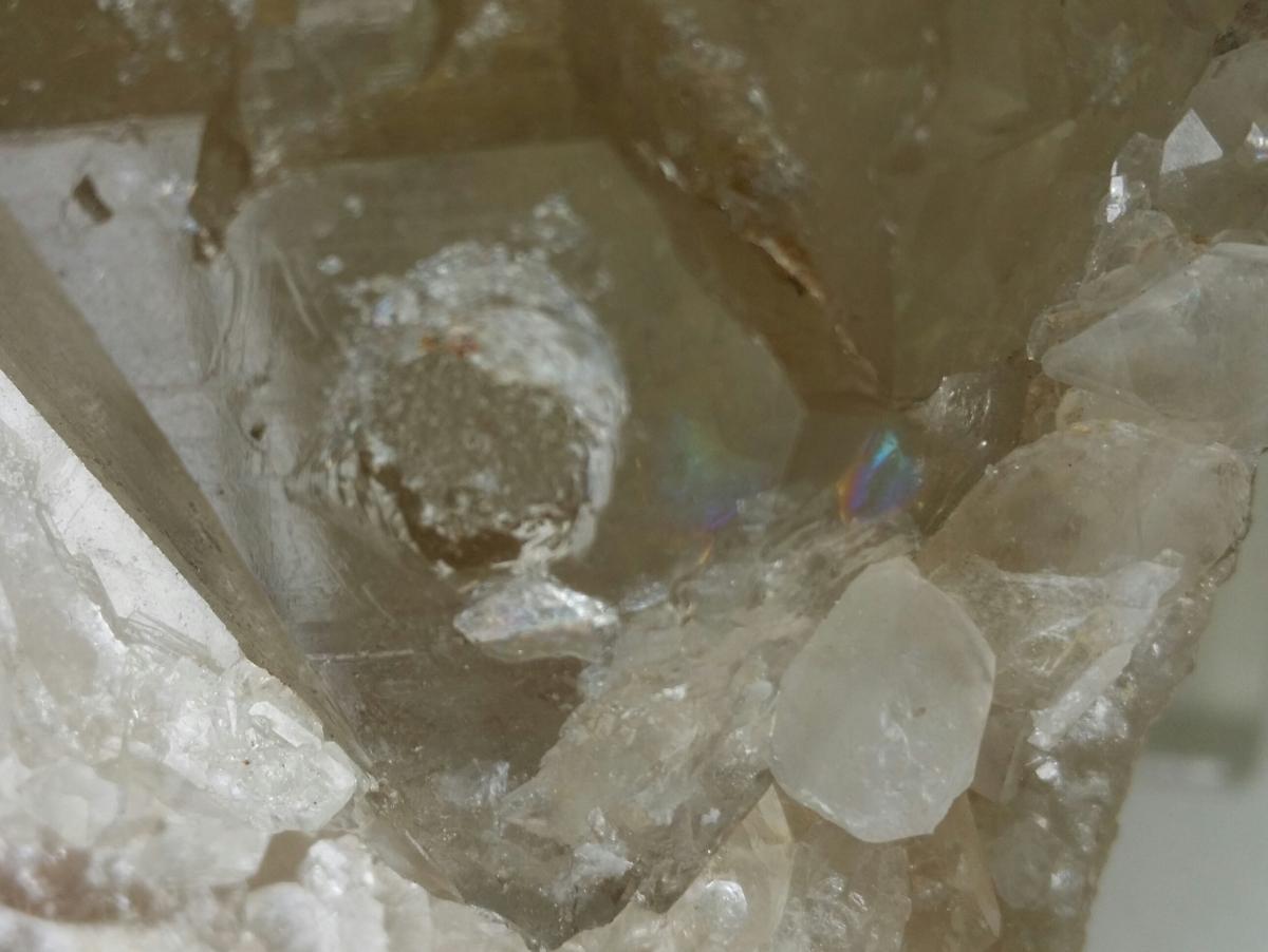 Heart of The Bay Byron Bay Citrine Crystal