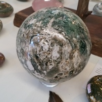 Ocean Jasper Crystal - Heart of the Bay crystals, Byron Bay