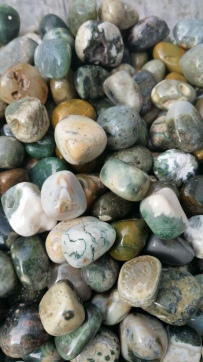 Ocean Jasper _ Heart of the Bay Crystals, Byron Bay