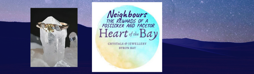 Heart of the Bay Crystals Byron Bay