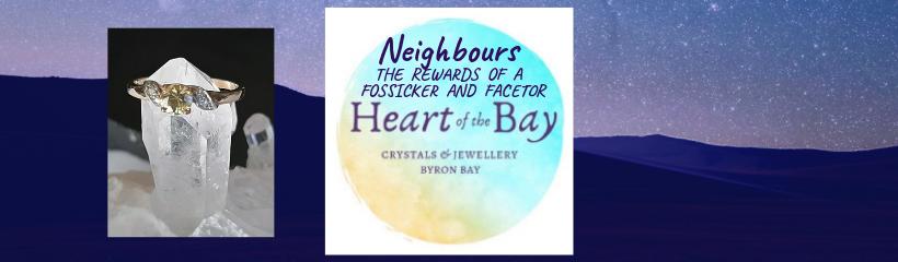 Heart of the Bay Crystals Byron Bay