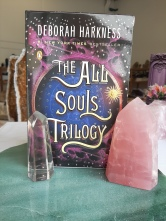 Shadow of Night - All Souls Trilogy - Heart of the Bay - Byron Bay Crystals