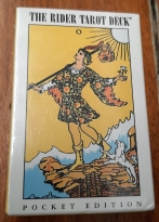 The Rider Tarot Deck- Heart of the Bay - Byron Bay Crystals