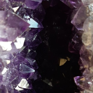 Amethyst Cluster - Heart of the Bay - Byron Bay Crystals