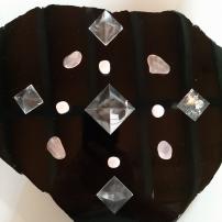 Pyramids Symbolism & Crystal Grids - Heart of the Bay - Byron Bay Crystals