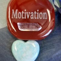 Amplify your goals - Align your intentions 2020 with Crystal Power Pouches- Motivation - Heart of the Bay - Byron Bay Crystals