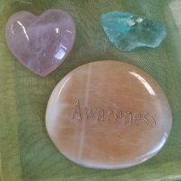 Amplify your goals - Align your intentions 2020 with Crystal Power Pouches- Awareness - Heart of the Bay - Byron Bay Crystals