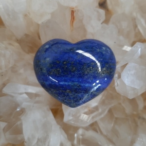 Lapis Heart - Heart of the Bay - Crystals Byron Bay