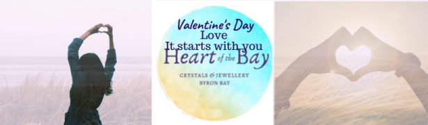 Valentine's Day Love starts with you. Top 4 crystals for selfcare
