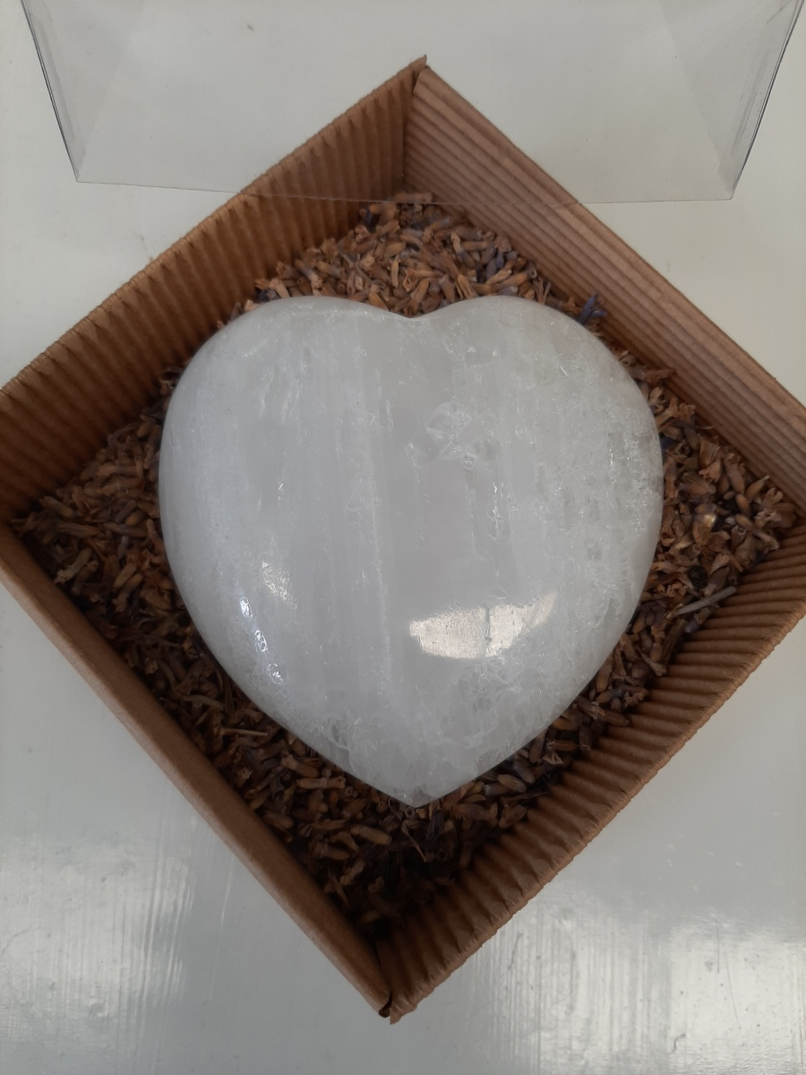 Divine Light Crystal Gift Box Heart of the Bay crystals Byron Bay