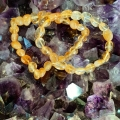 Citrine and Amethyst Crystals for the Solsitce - Byron Bay Crystals - Heart of the Bay