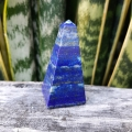 Lapis Pyramid Isis Crystals for the Solsitce - Byron Bay Crystals - Heart of the Bay