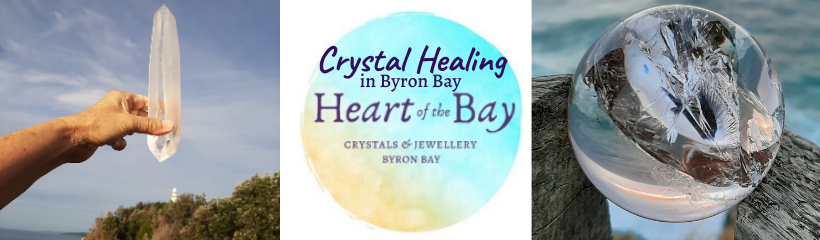 Byron Bay Crystal Healing - Heart of the Bay - Byron Bay Crystals