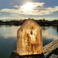 Citrine Crystals for the Solsitce - Byron Bay Crystals - Heart of the Bay