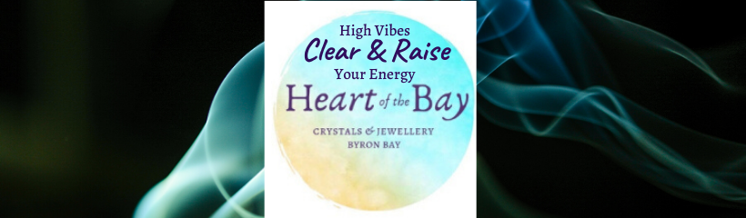 San Palo Selenite incense Smudge Sticks Crystals High Vibes - Heart of the Bay Byron Bay Crystals