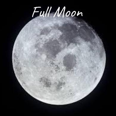 Waxing Crescent Moon (3)