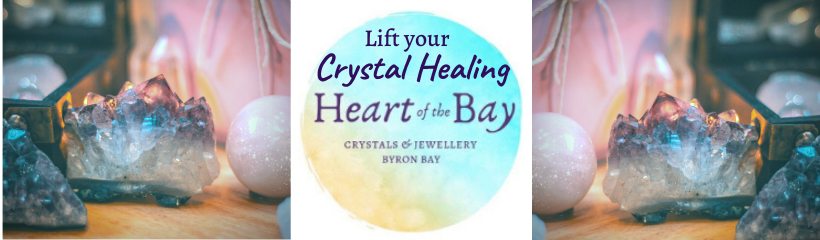 Advanced Crystal Healing - Byron Bay Crystals - Heart of the Earth