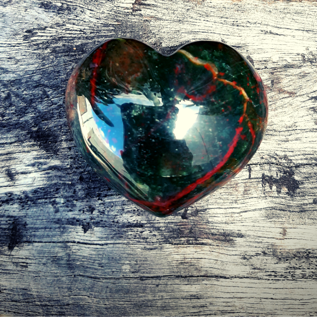 Bloodstone to uplift your mood Byron Bay Crystals Heart of the Bay Byron Bay