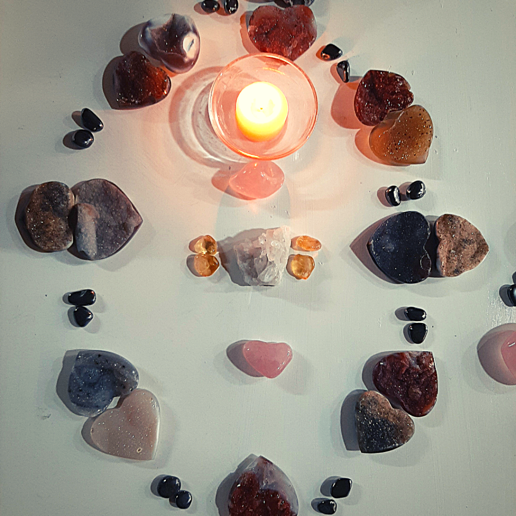 Byron Bay Crystal Healing for joy and happiness Heart of the Bay