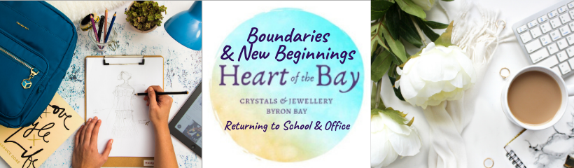Crystals to return to school/office/business/work Byron Bay Crystals